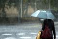 Os dados históricos de chuva no planeta