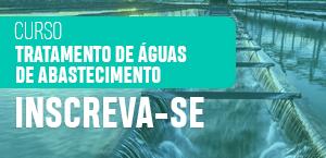 CURSO - Tratamento de Águas de Abastecimento