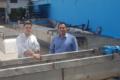 Portal Saneamento Básico visita a SIGMA