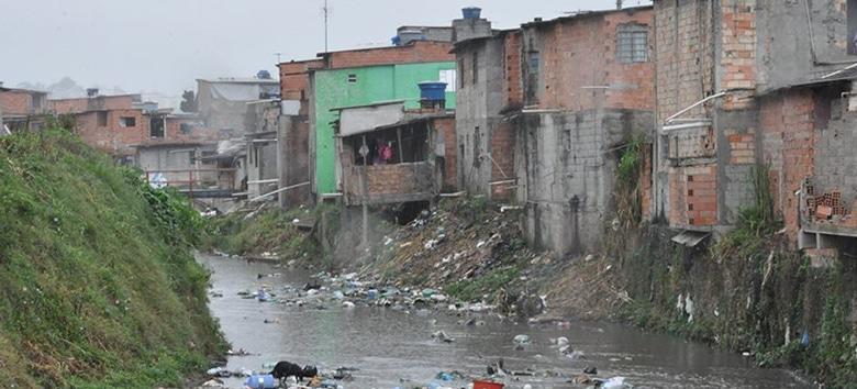 Só 6% das cidades cumprem metas do saneamento básico