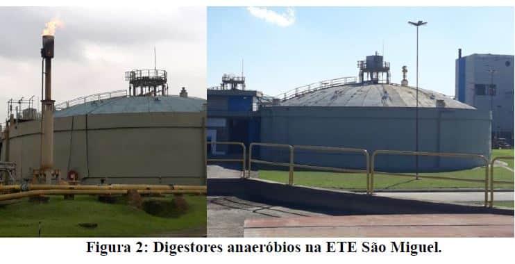 Uso de biogás de ETE's em ciclos de geração termoelétrica 2