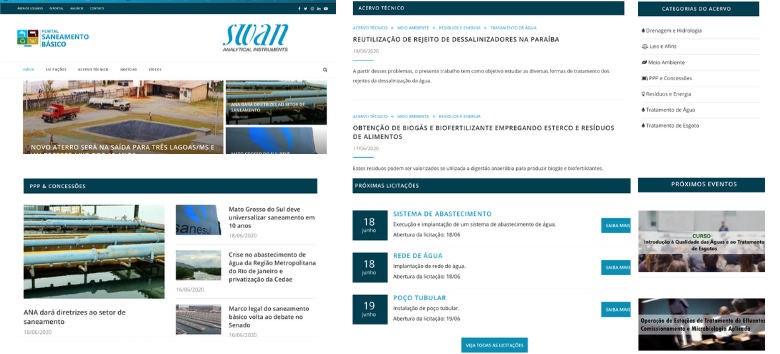 C3 – Clube da Construção Civil e Portal Saneamento Básico anunciam parceria para produção de conteúdo 2