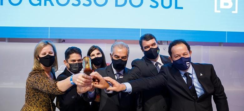 Aegea vence leilão da Sanesul ao ofertar R$ 1,36/m³, com deságio de 38,46% 1
